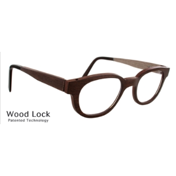 Wood Look by Gold & Wood Oracles Eyeglasses