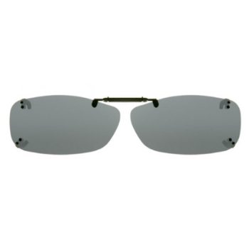 Haven Clip Rec B Gray Lens Sunglasses