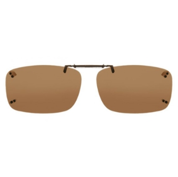 Haven Clip Rec 19 Amber Lens Sunglasses