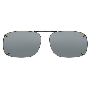Haven Clip Rec 1 Gunmetal Gray Lens Sunglasses