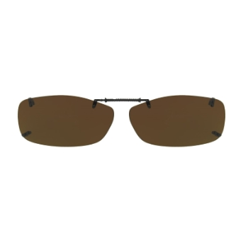 Haven Clip Rec B Amber Lens Sunglasses