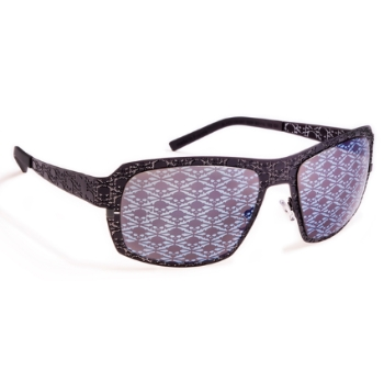 J.F. Rey JFS BLACKHEART Sunglasses