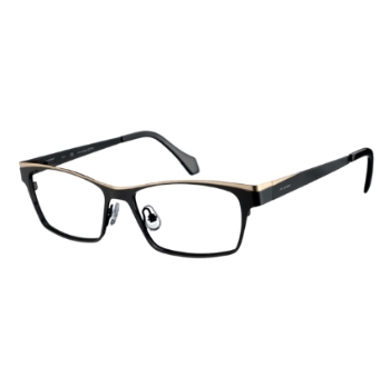J K London Brooke Street Eyeglasses
