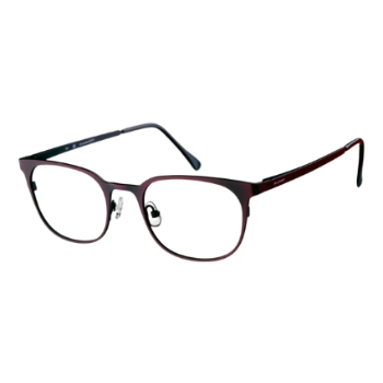 J K London Tower Street Eyeglasses
