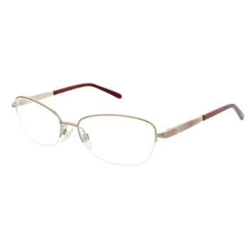 d23222cac2 Jessica McClintock JMC 4038 Eyeglasses