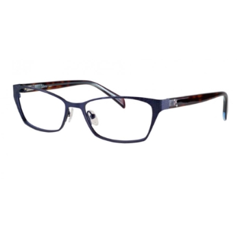 Karen Kane Blackberry Eyeglasses