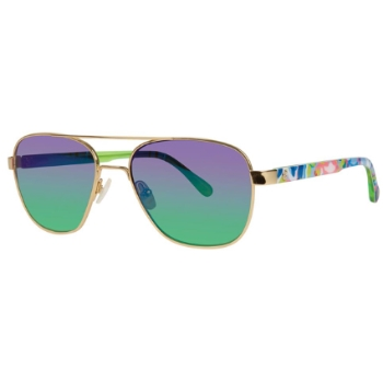Lilly Pulitzer Callie Sun Sunglasses