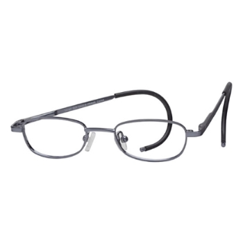 LOL Laugh Out Loud LOL-6 w/ Cable Temples Eyeglasses
