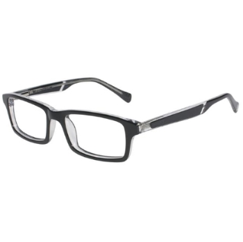 Lucky Brand Kids Double Stitch Eyeglasses