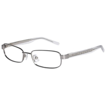 Lucky Brand Kids Zipper Eyeglasses