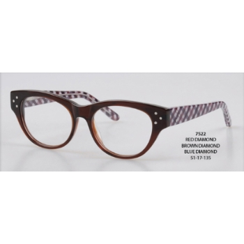 Mandalay Originals Mandalay 7522 Eyeglasses