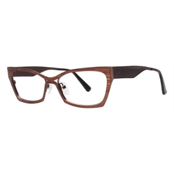 OGI Eyewear 4300 wood Eyeglasses