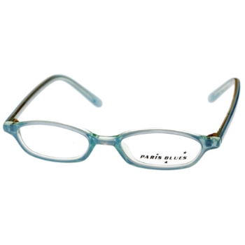Paris Blues Chicklet Eyeglasses