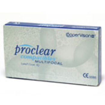 ProClear Proclear Multifocal D Distance Contact Lenses