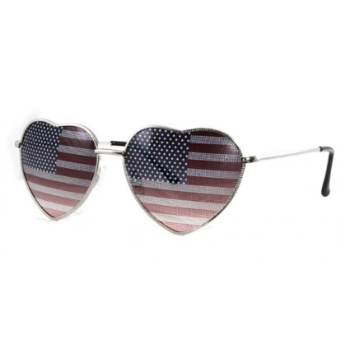 Rock Star U.S. Luv Sunglasses