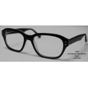 Mandalay Designer Edition Mandalay 7114 Eyeglasses