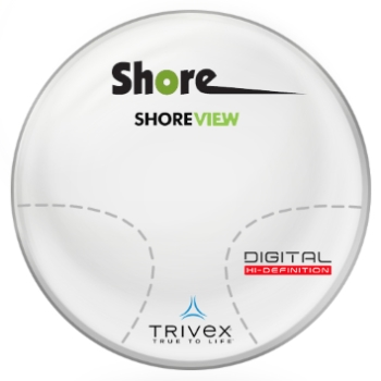 Shore View Digital Trivex Progressive  Lenses