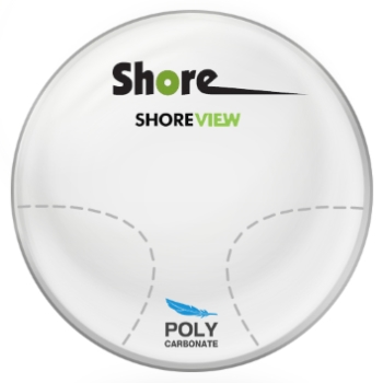 Shore Lens Shore View Polycarbonate Progressive Lenses
