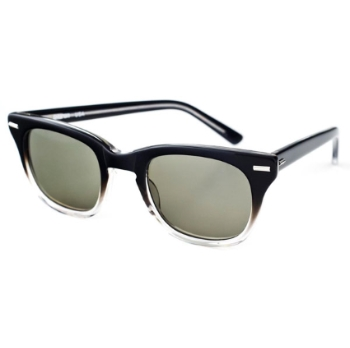 Shuron Freeway Sun (46 Eyesize w/ 158 Cable Temple) Sunglasses
