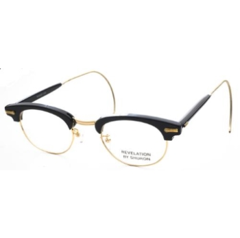 Shuron Ronsir Revelation w/ Relaxo Cable Temple Eyeglasses