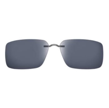 Silhouette 5090 A303 StyleShades Clip-On Eyeglasses