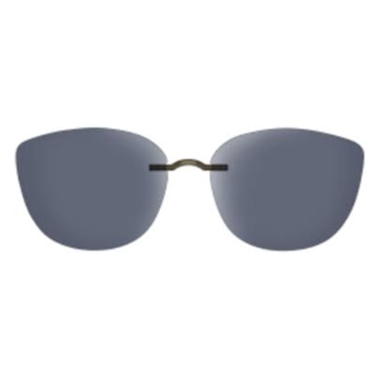 Silhouette 5090 A306 StyleShades Clip-On Eyeglasses