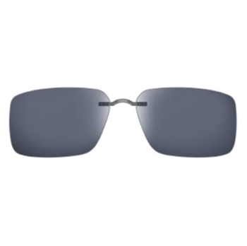 Silhouette 5090 A307 StyleShades Clip-On Eyeglasses