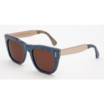 Super Gals IH6C 2DM Francis Prospettiva Large Sunglasses