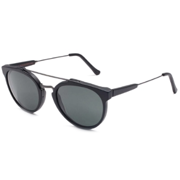 Super Giaguaro Black Matte R3D Sunglasses