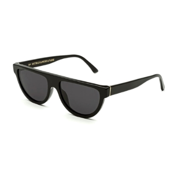 Super Sonny Black IXU8 Sunglasses