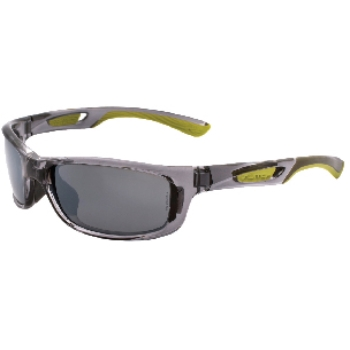 Switch Lynx Crystal Cool Grey / True Color Grey Reflection Silver Polarized Glare Kit Sunglasses