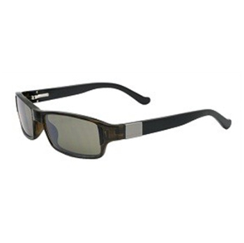 Switch Zealot Olive Black / True Color Grey Reflection Silver Polarized Glare Kit Sunglasses