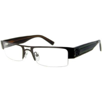 Black Eye Thorn Eyeglasses