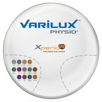 Varilux Varilux Physio DRx® Xperio UV™ Polarized w/Back-side AR coating - Polycarbonate Progressive Lenses