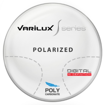 Varilux Varilux S Design Polarized (Grey or Brown) Polycarbonate Progressive Lenses
