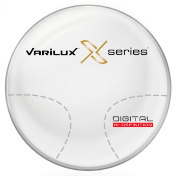 Varilux Varilux X Series™ Thin&lite 1.67 Progressive Lenses