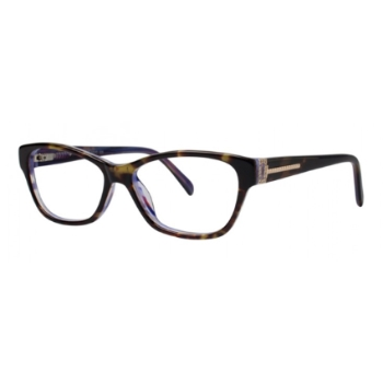 Vivid Womens Embellishment 620 Eyeglasses