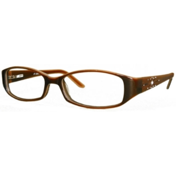 Vivid Womens Embellishment 689 Eyeglasses