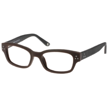 Wood U by Black Forever WD 701 Eyeglasses