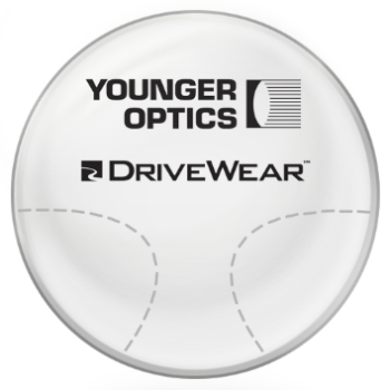 Younger Optics Transitions DriveWear® by Younger Optics - Polarized Photochromic - Polycarbonate Progressive Lenses
