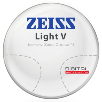 Zeiss Zeiss® Light V (Choice™) Plastic CR-39 Progressive Lenses