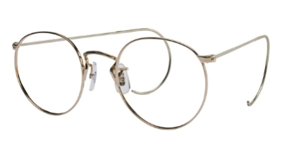 Legendary Looks Art-Bilt 100A Ful-Vue w/ Cable Temples Eyeglasses