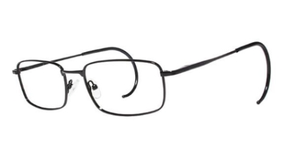 Modern Times Ted w/cable temples Eyeglasses