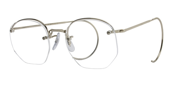 Legendary Looks Art-Bilt Rimway Cable Temples Eyeglasses