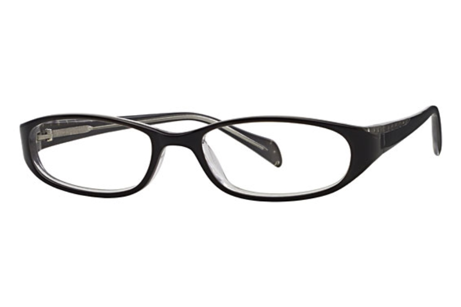 Amadeus AF0621 Eyeglasses in BLK Black