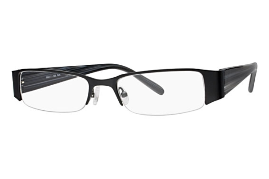 Amadeus AF0511 Eyeglasses in BLK Black