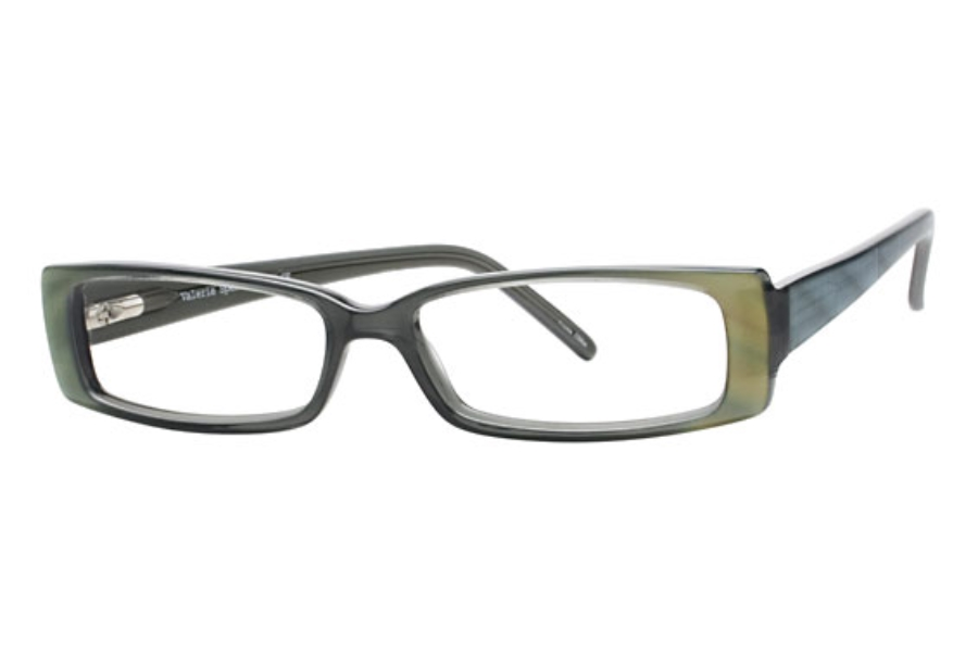 Valerie Spencer 9110 Eyeglasses in Olive