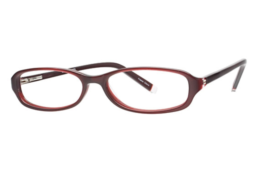 Modz Napa Eyeglasses in Burgundy