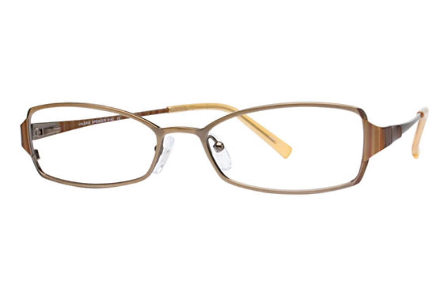 Valerie Spencer 9142 Eyeglasses in Brown