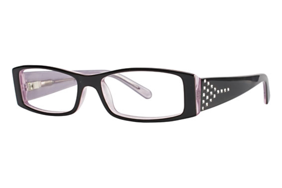 Vivid Boutique VIVID Boutique 4004 Eyeglasses in Black